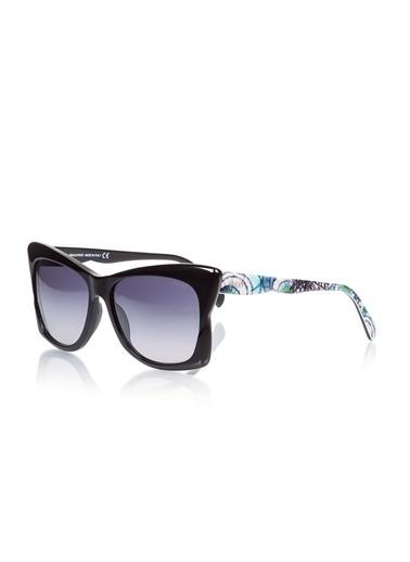 Emilio Pucci  Ep 0050 01C Kadın Güneş Gözlüğü Siyah